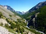 La bajada al valle