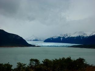 Brazo sur del glaciar