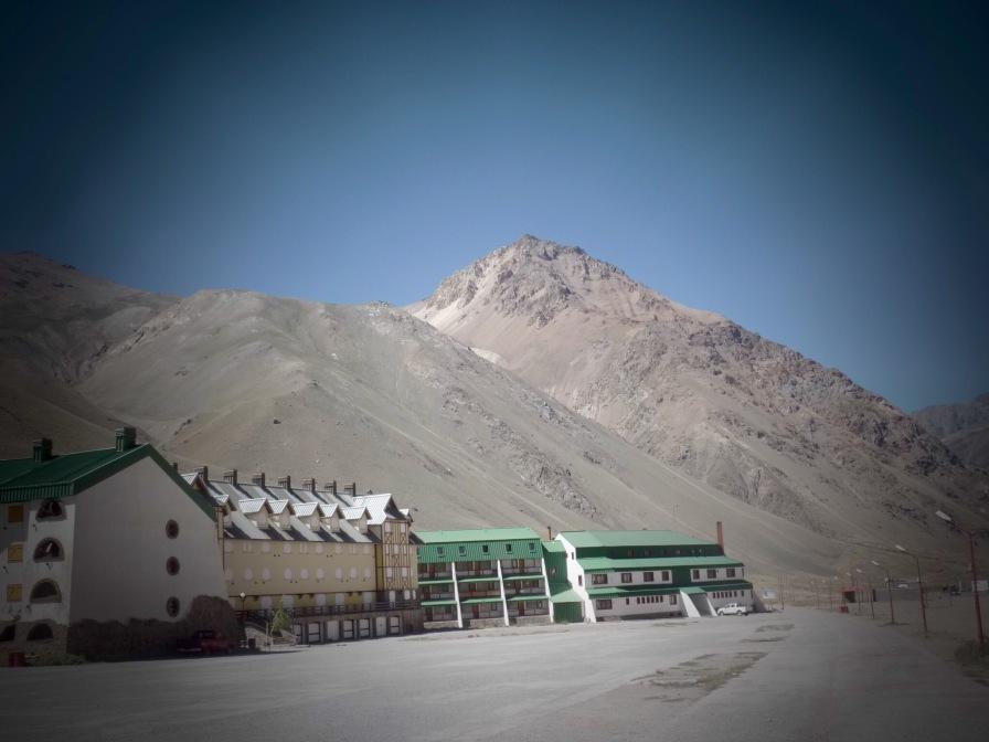 Estación de esquí de Penitentes