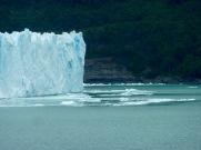 Se me escapó esta caída de hielo