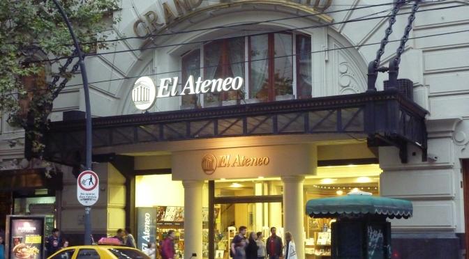 Librerías de Buenos Aires.
