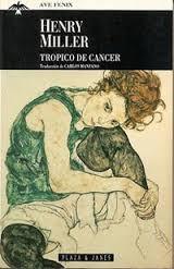Trópico de cáncer de Henry Miller