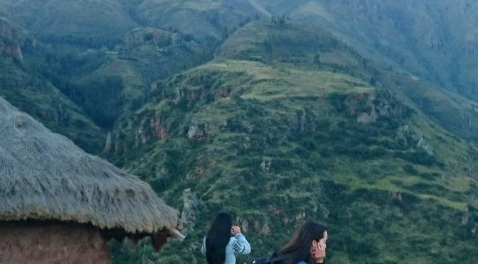 El Valle Sagrado y otros restos arqueológicos cerca de Cuzco