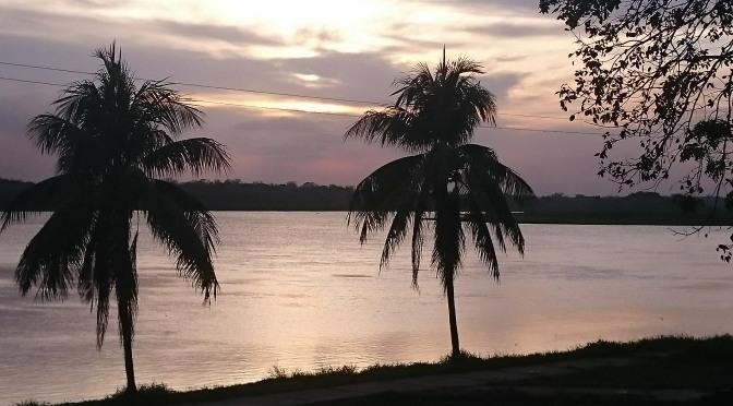 El delta del Orinoco…, más o menos