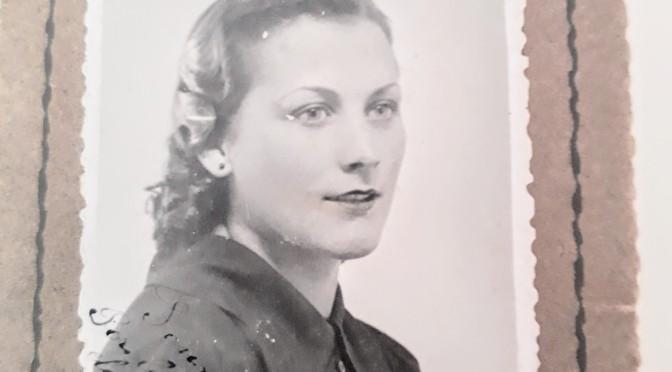 Mamá cumple cien años