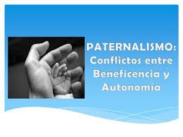 Paternalismo de Estado (I)