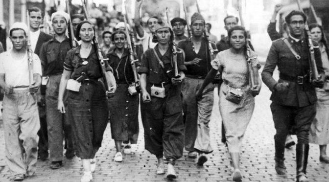 19 de julio de 1936, un pueblo en armas